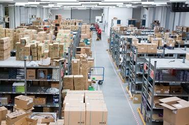CCTV Warehouse