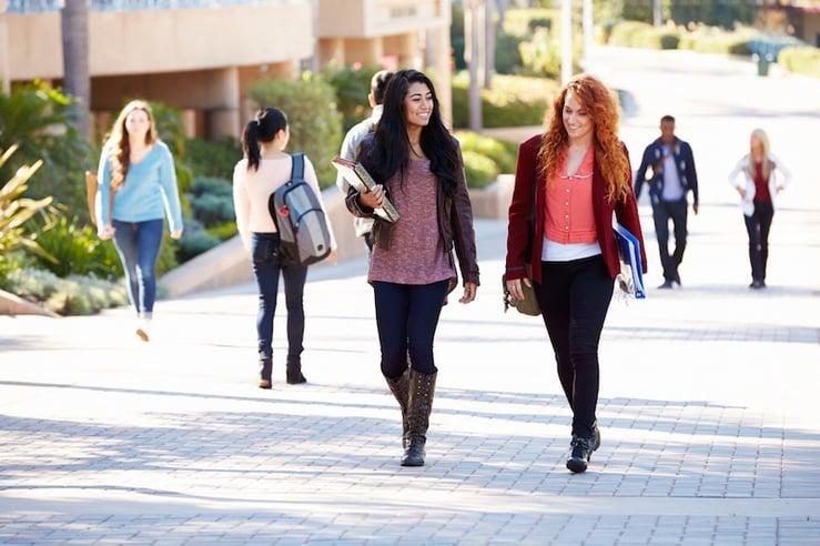 Increasing college campus security