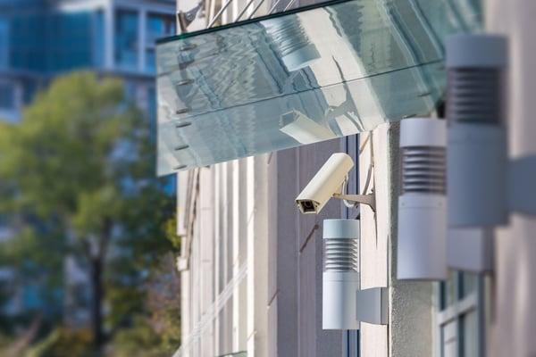 apartment security camera
